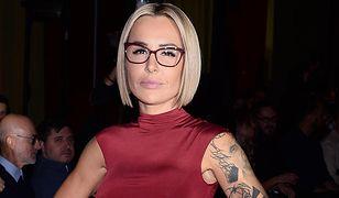 Blanka Lipińska twierdzi, że w jej prozie nie ma sceny gwałtu