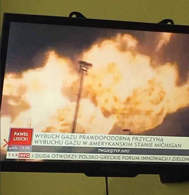 TVP Info znów dostarczyła widzom powodów do śmiechu
