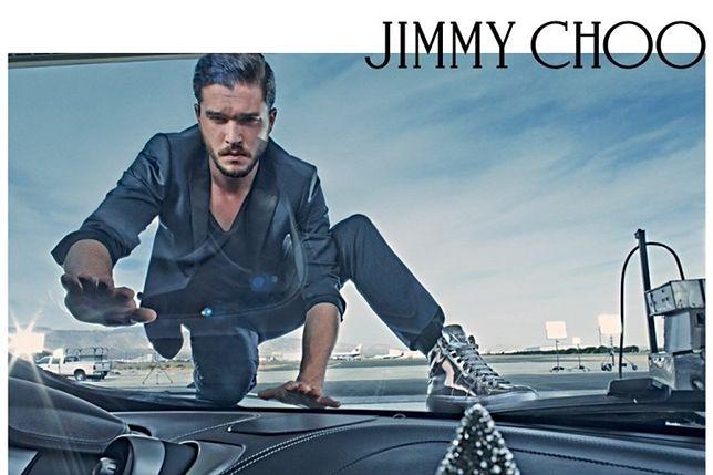 Kit Harington gwiazdą kampanii Jimmy Choo