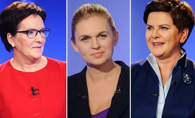 Ewa Kopacz, Barbara Nowacka, Beata Szydło - modowe podsumowanie kampanii wyborczej
