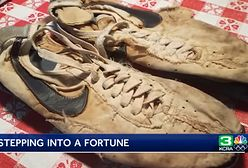 """50 tys. dolarów za sportowe buty. """"Trzymałem je w garażu obok choinki"""""""