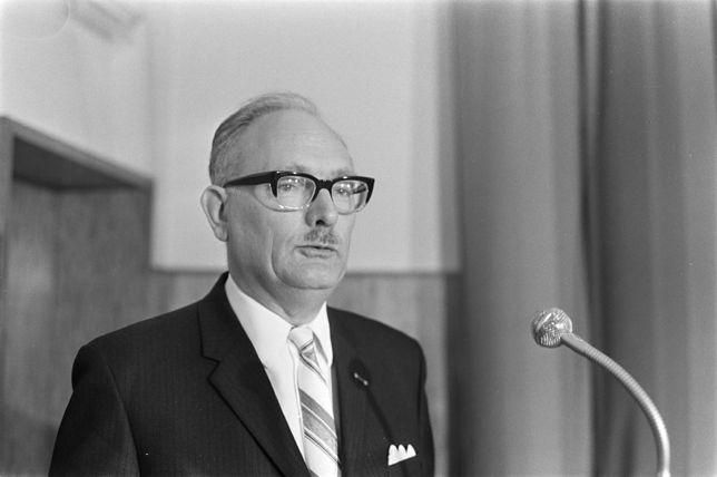 Johan van Hulst uratował przed śmiercią z rąk nazistów 600 dzieci
