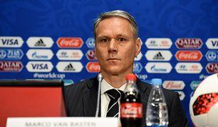 Marco Van Basten ma problemy w FIFA 20