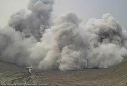 Potężny wystrzał wulkanu. Ewakuacja tysięcy ludzi