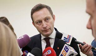 Paweł Rabiej przekonuje, że Polska jest na szarym końcu poszanowania praw  dla osób LGBT