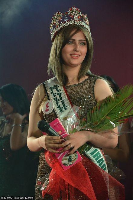 Shaymaa Abdelrahman: pierwsza od 40 lat Miss Iraku
