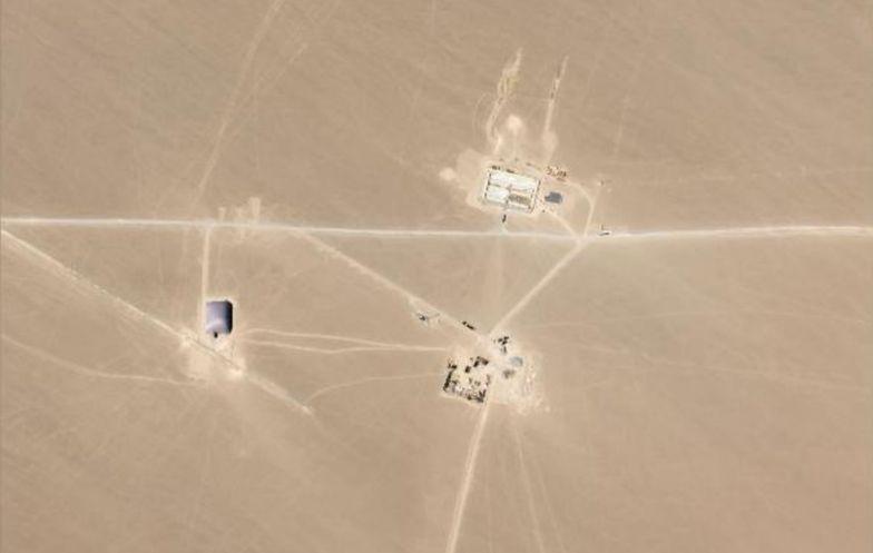 Raport naukowców z USA. Ujawniają, co satelita uchwycił nad Chinami