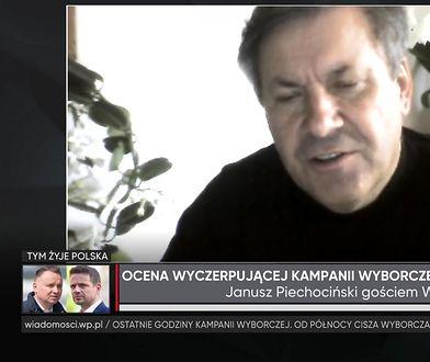 """Wybory prezydenckie 2020. Janusz Piechociński: """"Nie mam wątpliwości na kogo zagłosować"""""""