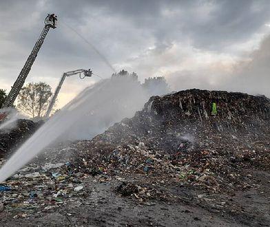 Gigantyczny pożar w Rudzie Śląskiej. Trwa akcja straży