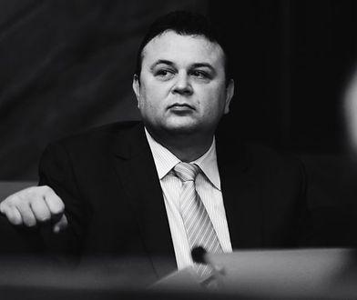 Nie żyje Mariusz Kądziołka. Polityk miał 47 lat