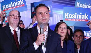 """Wybory 2020. Janusz Piechociński: """"Władysława Kosiniaka-Kamysza te wybory nie zabiją, a wzmocnią"""""""
