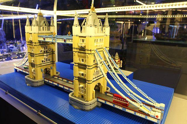 Świat z klocków Lego - zdjęcia