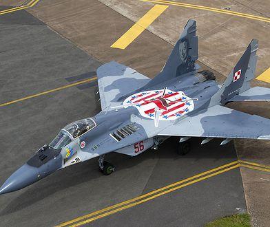 Samoloty MiG-29 były projektowane na 25 lat. Polskie latają 30