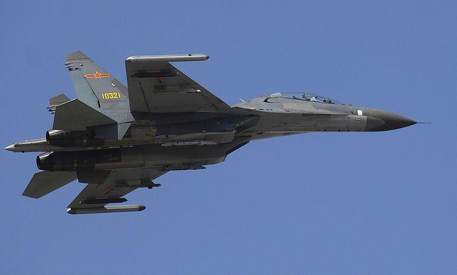Su-27UBK - zdjęcie poglądowe