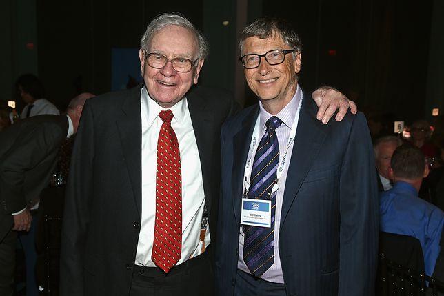 Bill Gates i Warren Buffet