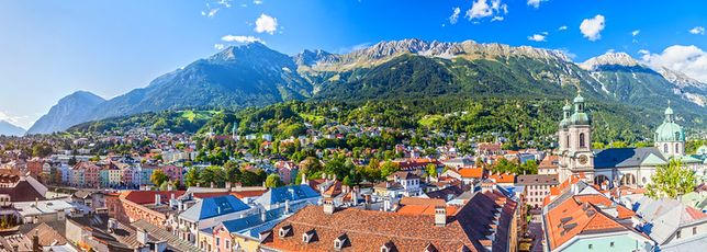 Miejsce 8. Innsbruck, Austria