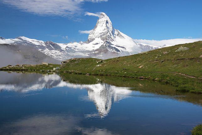 Matterhorn - jeden z najbardziej znanych szczytów świata