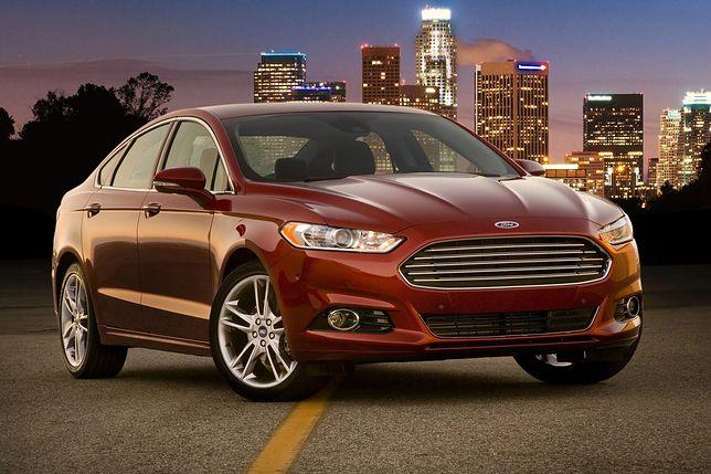 Ford rezygnuje w USA z Focusa, Fiesty i Fusion. W ofercie zostaną niemal tylko SUV-y