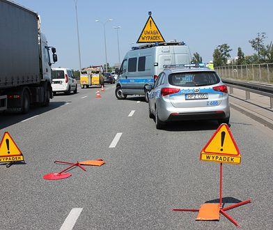 Dla policjanta każdy wypadek to przynajmniej jeden dodatkowy i niepotrzebny wyjazd po informacje