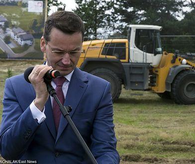 Inauguracja budowy programu  Mieszkanie Plus w Gdyni.