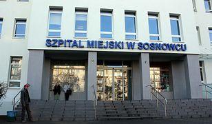 Makabryczna śmierć w szpitalu w Sosnowcu