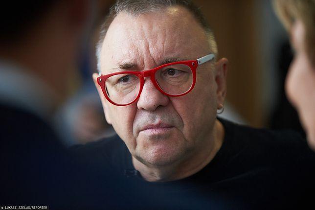 Jurek Owsiak interweniuje ws. Joanny Lichockiej. Pojawił się m.in. na Nowogrodzkiej
