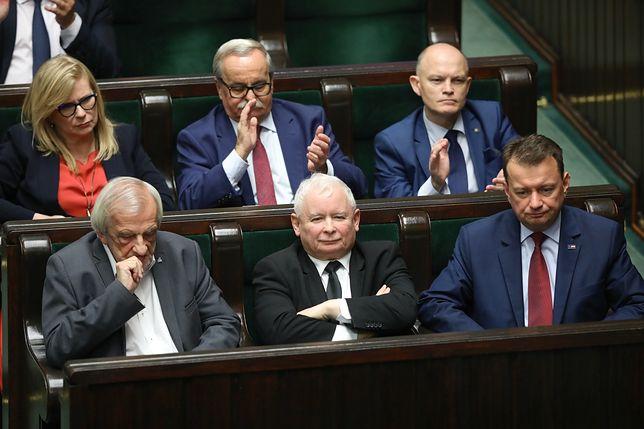 Sejm. Posłowie zagłosowali ws. kandydatów Prawa i Sprawiedliwości do Trybunału Konstytucyjnego