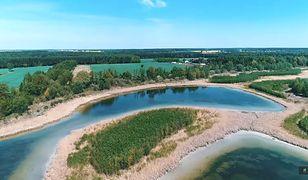Tak dziś wygląda jezioro Wilczyńskie