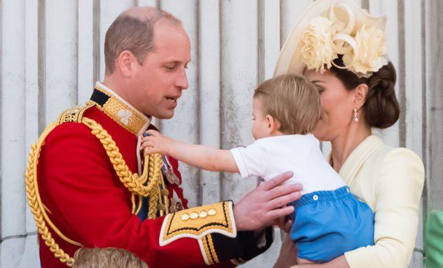 Książę William odetchnął z ulgą, gdy posłał dzieci do szkoły