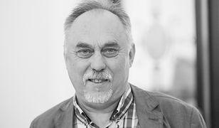 Nie żyje Janusz Sanocki