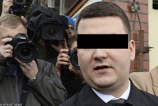 Bartłomiej M. przebywa w areszcie od 30 stycznia