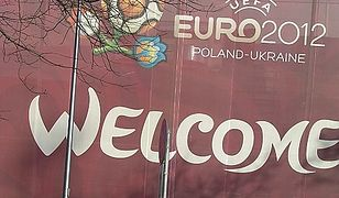 "Warszawski humor: ""Witamy na Euro 2012""!"