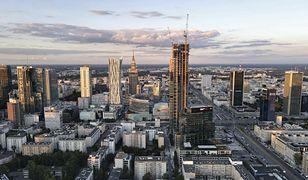 Warszawa. Varso Tower przegonił Pałac Kultury pod względem wysokości