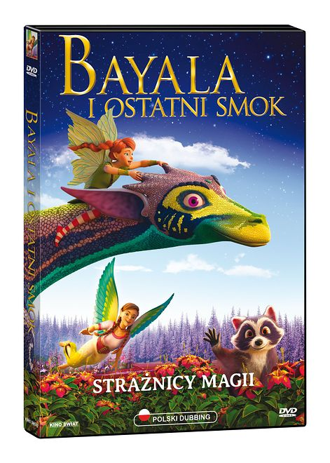 """Świat pełen elfów i wróżek w magicznej opowieści """"Bayala i ostatni smok""""."""
