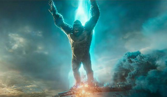 Kong i amerykańskie kina budzą się do życia.