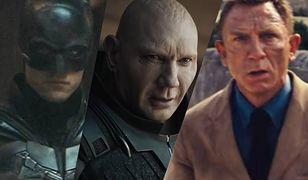 """""""Bond"""", """"Diuna"""", """"Batman""""... - premiery odroczone, Hollywood kapituluje"""