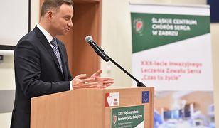 Andrzej Duda o swoim nałogu: rzuciłem z sukcesem
