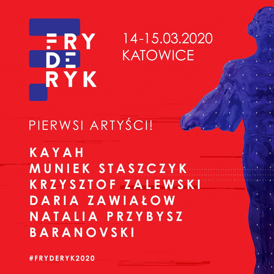Liczne wydarzenia towarzyszące podczas FRYDERYK Festiwal 2020