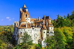 Rumunia - spędź noc w zamku Drakuli