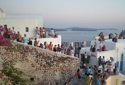 Santorini. Raj ukochany, raj zadeptany