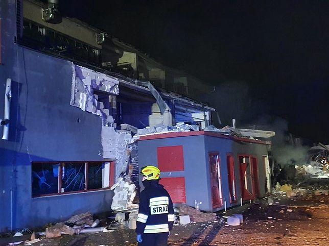 Kędzierzyn-Koźle. Wybuch w hali produkcyjnej
