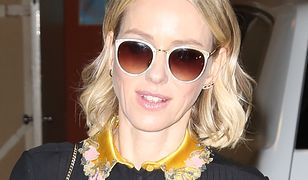 LOOK OF THE DAY: Naomi Watts w stylu retro