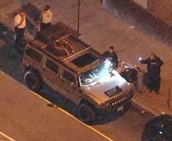 Wybory w USA. Zajrzeli do jego auta. Od razu go aresztowali
