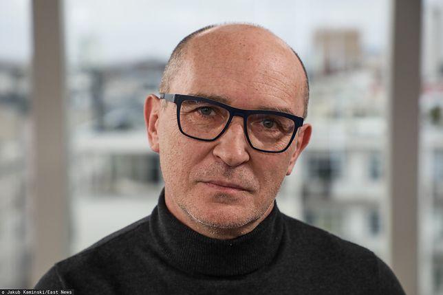 Andrzej Krzywy z De Mono