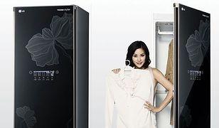 Zamiast prania, odświeżanie - LG Tromm Styler CS4001