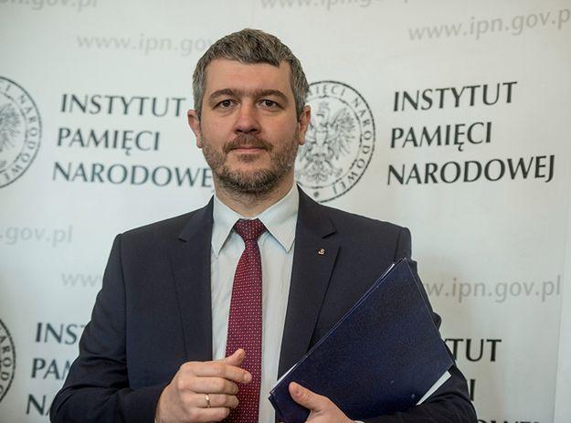 dr Paweł Ukielski, jeden z kandydatów na prezesa IPN