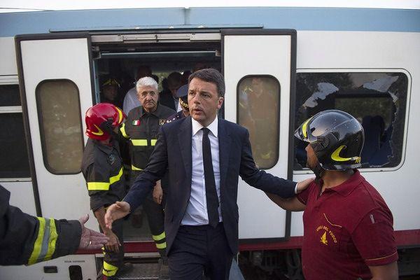Rośnie liczba ofiar największej od lat katastrofy kolejowej we Włoszech