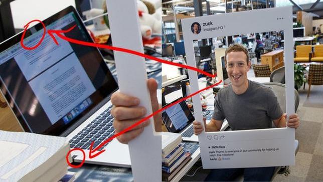 Lepiej zrobić jak Zuckerberg, jeżeli nie chce się przejmować takimi wiadomościami