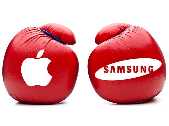 Samsung deklasuje Apple'a na rynku smartfonów