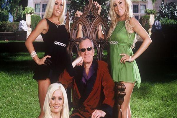 Właściciel Playboya chce piątego dziecka